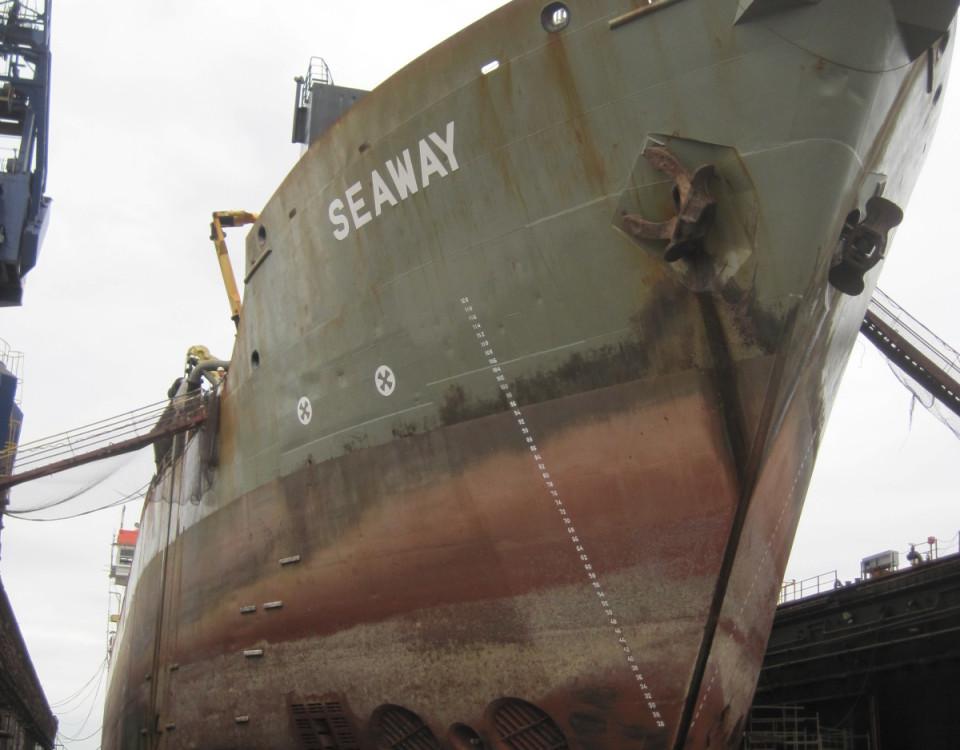 Preparation Seaway S13 Repair (Rio de Janeiro) 229